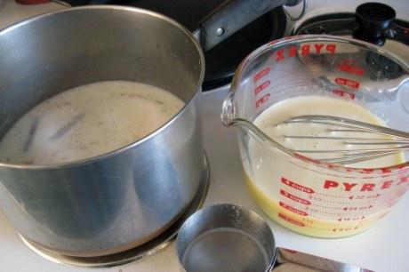 making mint ice cream 2