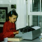 Little Lizzie Typing