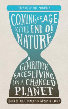 Coming of Age at the End of Nature book cover
